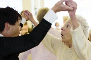 Senioren und Kunst