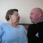 Sohn und Mutter 2