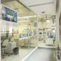 Das gläserne Labor von Vita34