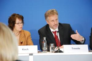 Prof. Dr. Rolf-Detlef Treede, Präsident der DGSS