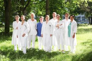 Das Ärzteteam der Klinik Havelhöhe
