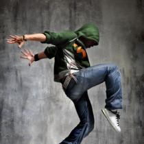 """Menowin Fröhlich als """"Bad Boy"""" nur auf der Bühne © Alexander Yakovlev - Fotolia.com"""