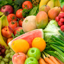 Obst & Gemüse   © Denis Pepin - Fotolia.com