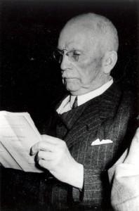 der Gynäkologe Walter Stoeckel