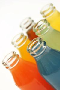 gefärbte Getränke...     © Kramografie - Fotolia.com