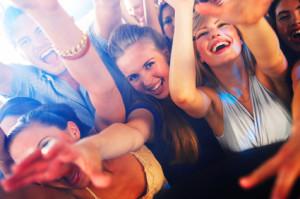 Fans, Publikum, Party
