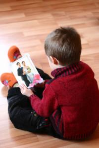 Kinder sind meist die Leidtragenden einer Scheidung © Vasca - Fotolia.com