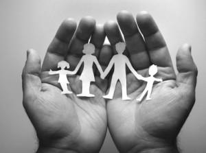 Familie ist die Nummer Eins © Natascha Farber - Fotolia.com