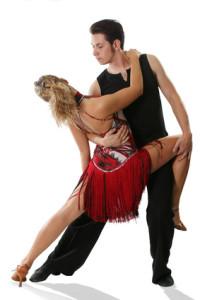 """Bei """"Let's Dance"""" zeigte sich Kelly von einer anderen Seite © Dancer01 - Fotolia.com"""