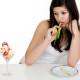 Eine Diät ist für jede Frau schwer
