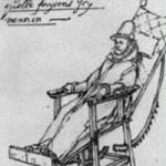 Spaniens König Philipp im Rollstuhl