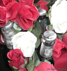 """Hat die """"stolze Rose"""" Anna R. dunkle Flecken? © Jeanie Scholze"""
