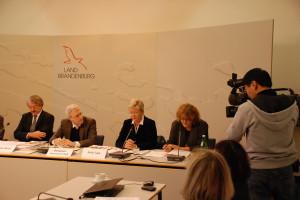 Pressekonferenz zum Launch des Internetportals www.reahaatlas.de