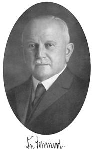 Prof. Dr. med. Christian Georg Schmorl