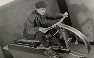 Brenter Sitzski 10 März 1949  @www.snowbike.info