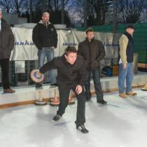 Eisstockschießen @Eisbahn Lankwitz