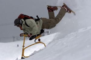 Tricky @www.snowbike.info