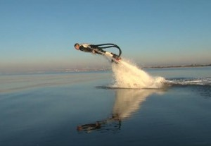 Flyboard Delfinsprung  @flyboard.cc