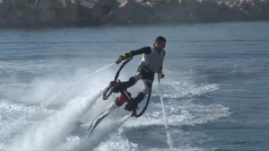 Flyboard Drehung  @flyboard.cc