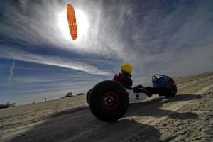 der Kite & der Wind