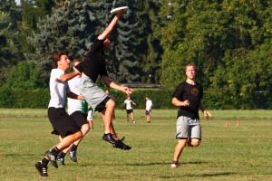 Ultimate Frisbee  @Vitor Vieira Deutsche Meisterschaft 2012