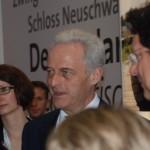 Dr. Peter Ramsauer bei seinem Rundgang