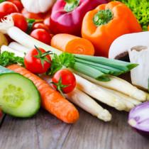 Diverses Gemüse