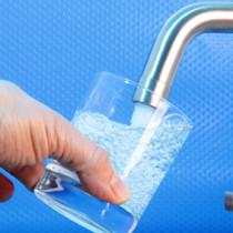 ...befinden sich gelegentlich auch im Trinkwasser.