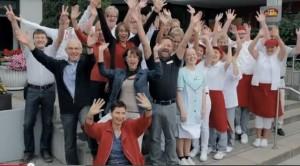 Das Team vom Seniorencentrum St. Laurentius