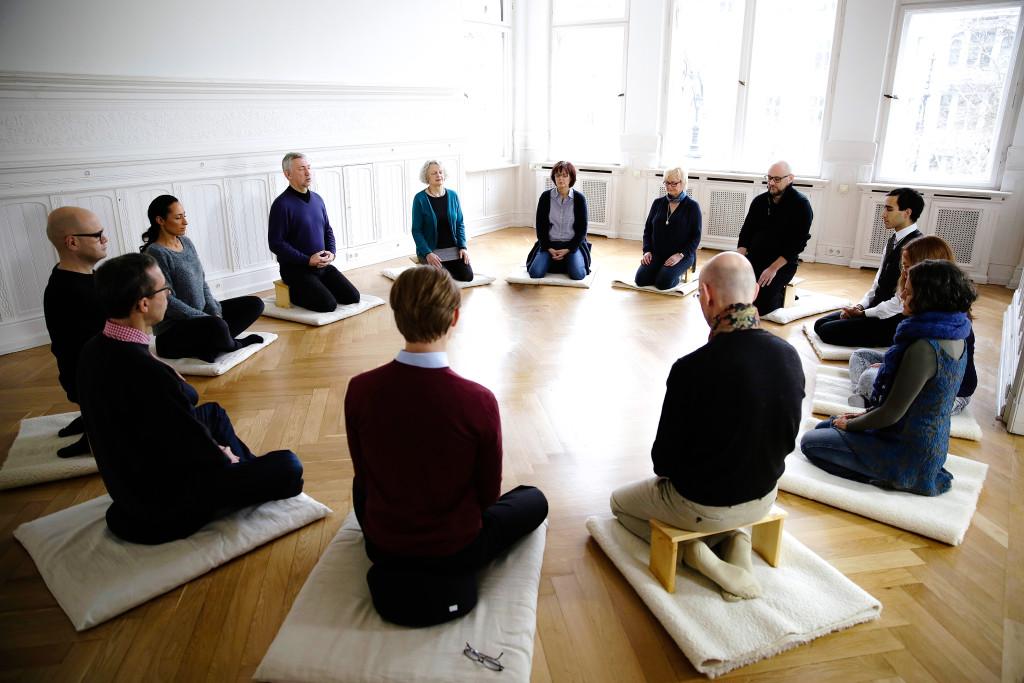 Gruppenmeditation ZFSG